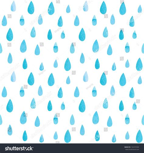 watercolor pattern for illustrator seamless watercolor rain pattern vector illustration stock