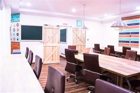 coworking and shared office spaces in hyderabad start up