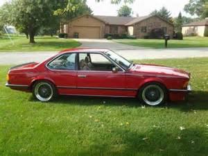 Bmw 635 For Sale Spec 1985 Bmw 635csi Bring A Trailer