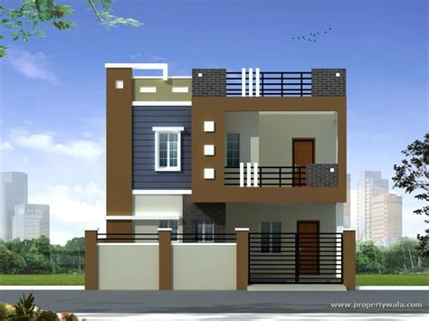 Elevation Plans For House by Duplex House Elevation 29249wall Jpg Nature