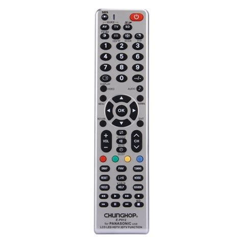 Remote Tv Led Panasonic chunghop e p912 universal remote controller for panasonic led tv lcd tv hdtv 3dtv alex nld