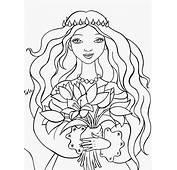Sch&246ne Malvorlagen Ausmalbilder Blumenstrau&223 Ausdrucken 2
