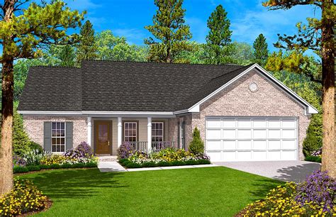 split bedroom ranch house plan 11703hz 1st floor