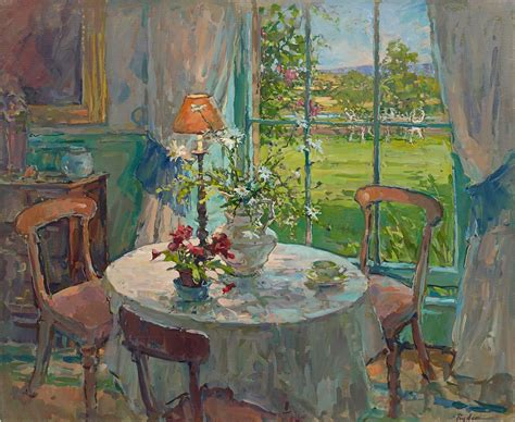 dining room daisies  english art club