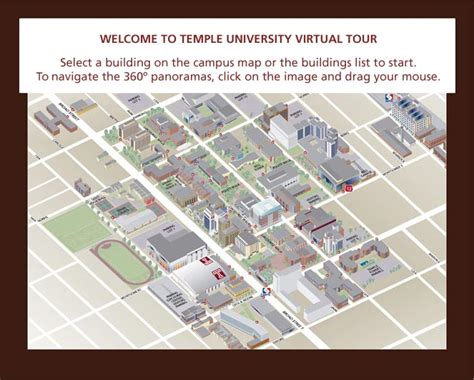 temple university housing temple university office of housing and residential life 360 virtual tour