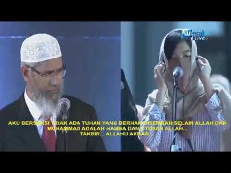 Dokter Kandungan Wanita Terbaik Di Bekasi Merinding Pasangan Kristen Ini Langsung Masuk Islam Se