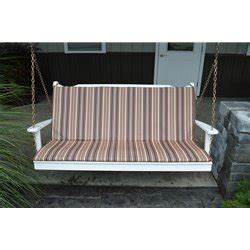 5 ft outdoor bench cushion 5 ft glider swing bench cushion