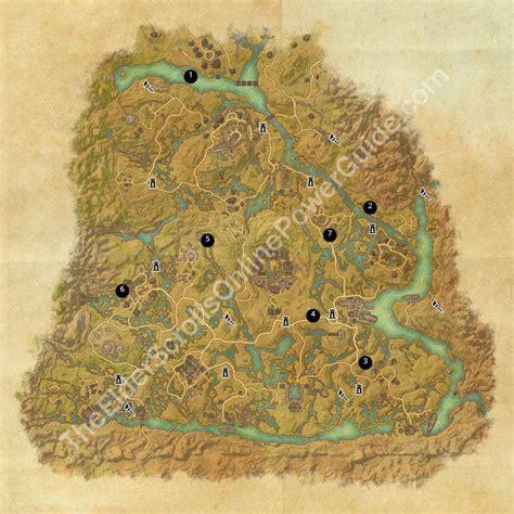 stonefalls ce treasure map eso treasure maps guides