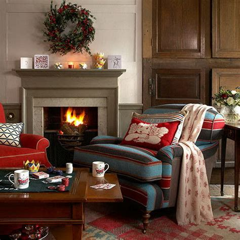 country home decorating ideas living room 60 elegant christmas country living room decor ideas