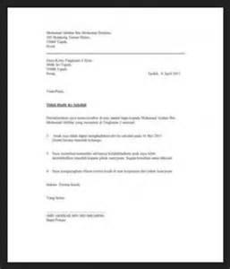 contoh surat rasmi tidak hadir ke sekolahcuti sakit