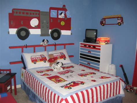 firetruck bedroom fire truck themed bedroom ideas lucky boy ask home design