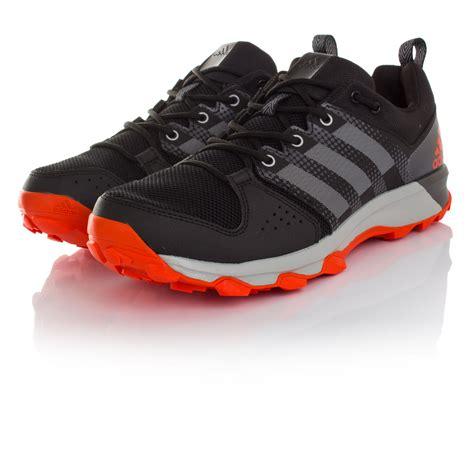 Adidas Galaxy Trail Black adidas galaxy mens grey black trail running sports shoes