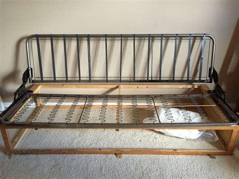 jack knife sofa frame jack knife sofa stripped horse trailers pinterest