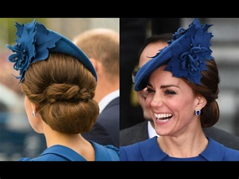 kate middleton's 10 best updos in elegant style you must