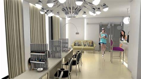 absolut nails interior design piblic space