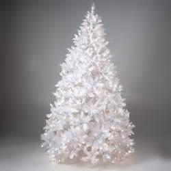 Finley home winter park full pre lit christmas tree clear plastic 9