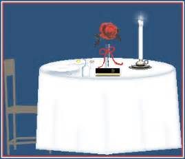 pow awareness org of utah table ceremony