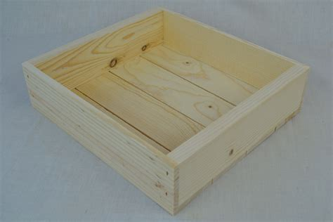 wholesale wood wholesale wooden box 11 x 10 x 3 qty 15 poole sons