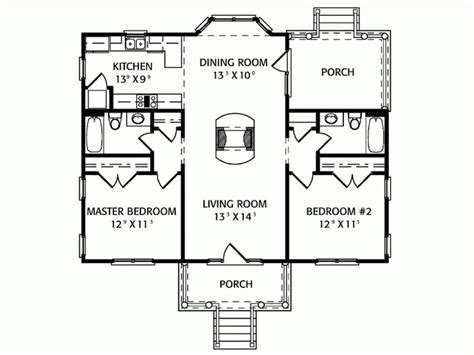 2 bedroom guest house plans 2 bedroom floor plan guest house pinterest