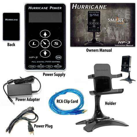 Power Supply Hurricane Hp 2 Lcd power supply accessories power supplies hurricane hp 3 black dual digital lcd