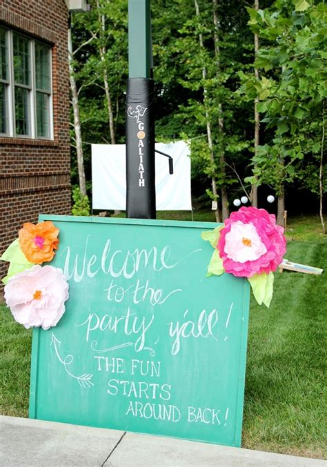 sweet sixteen backyard party ideas abby s sweet 16 outdoor movie party less than perfect