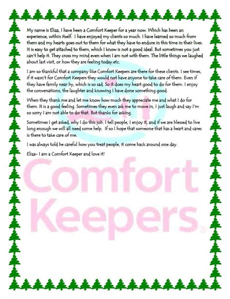 comfort keepers winter haven fl 12 days of thanks happy holidays