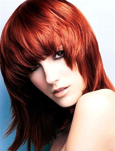 different types of hair bangs different styles of bangs and different ways of wearing