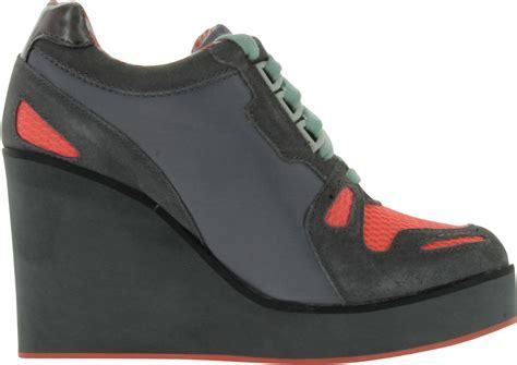 volatile wedge sneakers volatile s dip wedge fashion sneakers ebay