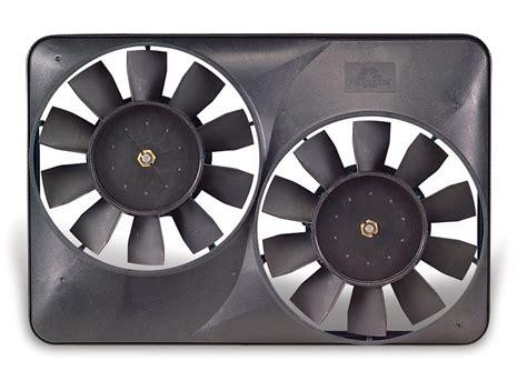 flex  lite automotive direct fit dual    electric fan  drag racing scirocco radiator