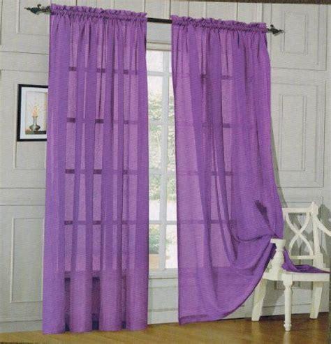 purple sheer curtain 1000 images about purple bedroom ideas on pinterest