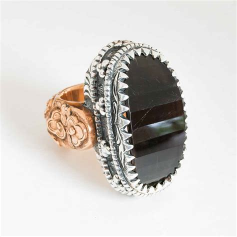 Handmade Gemstone Rings - pitango handmade gemstone ring pr2029 pitango jewelry