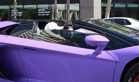 Tyga Lamborghini How Much Tyga Finally Denies Car Repossession Allegations