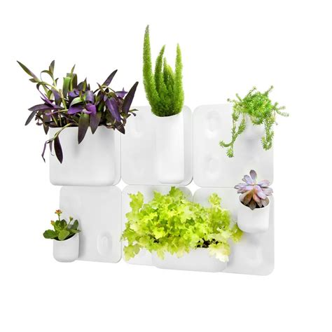Wall Mounted Planters by Wall Mounted Planters Urbio Living Room