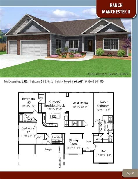 all american homes floor plans house design plans