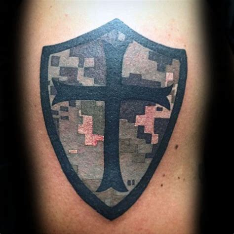 camo tattoos for men 40 camo designs for cool camouflage ideas