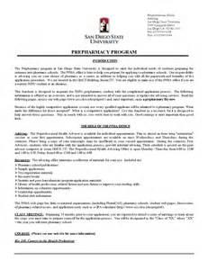 sample letter of recommendation for pharmacy resume