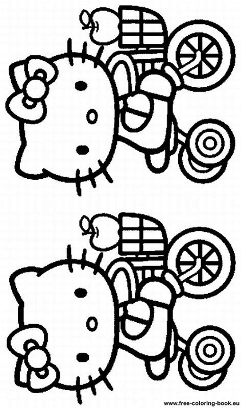 hello kitty cowgirl coloring pages hello kitty cowgirl colouring pages