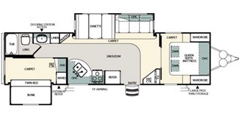 sandpiper travel trailer floor plans 2011 forest river sandpiper 303bh trailer reviews