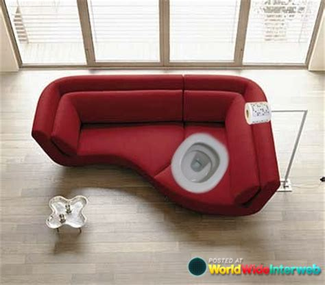 Recliner Toilet by Foods Your Bowels Dont Want