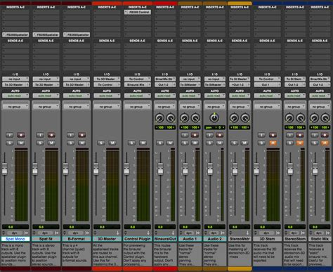 pro tools templates developing a 3d audio workflow for reality in pro