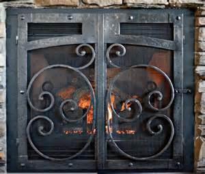 iron haus iron haus custom fireplace doors la cosse area custom