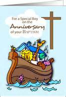 baptismal anniversary cards from greeting card universe