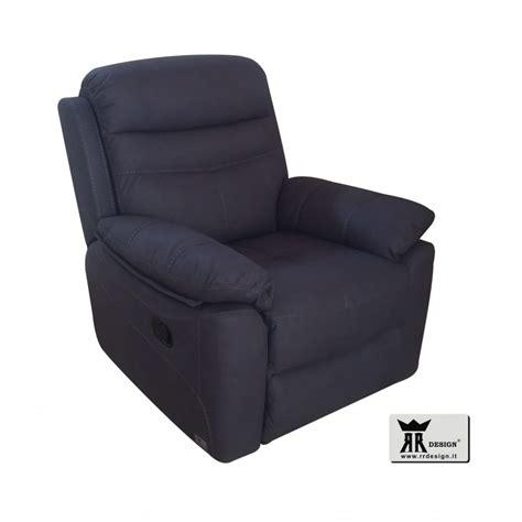 poltrone reclinabili manuali poltrona relax manuale reclinabile tessuto della linea rr