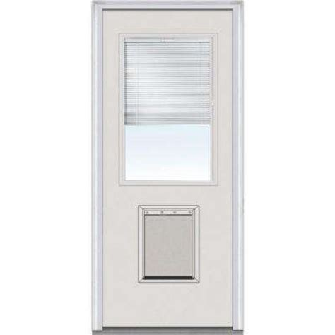 Blinds For Front Doors Blinds Between The Glass Steel Doors Front Doors Exterior Doors The Home Depot