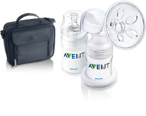Designed For Comfort by Manual Breast Scf310 13 Avent