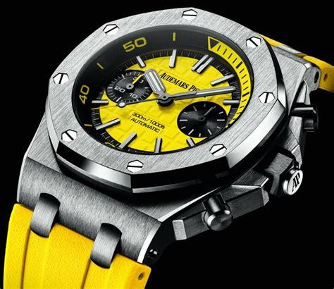 Audemars Piguet Royal Oak Offshore Diver Chrono Black audemars piguet royal oak offshore diver chronograph