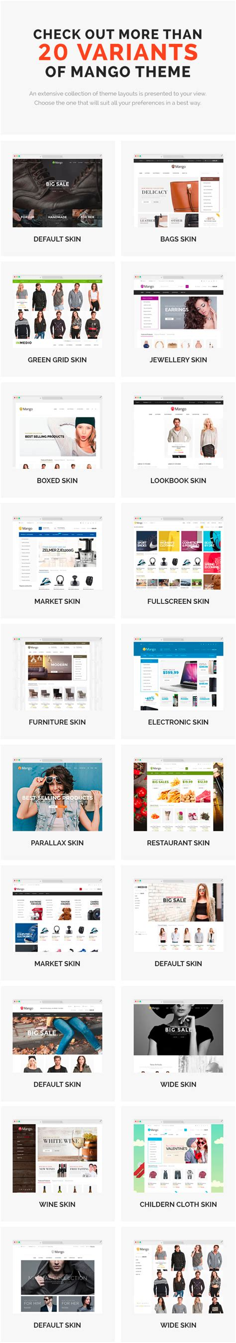 html ecommerce themes mango responsive ecommerce psd template null themes