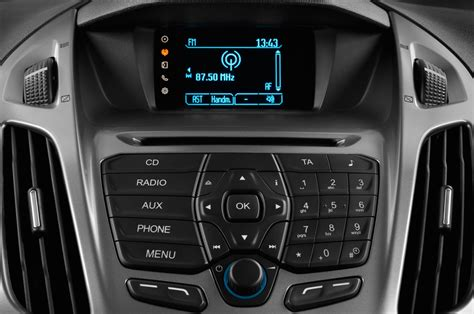 ford audio and 2016 ford transit connect reviews and rating motor trend