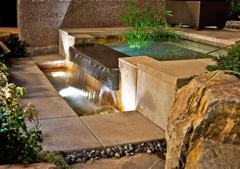 design water feature relax with a backyard water feature