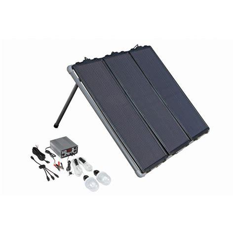 Solar Light For Chicken Coop 45 Watt Solar Panel Kit